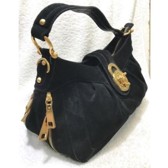 Steve Madden Leather Hobo Bag with Gold hardware. M 5b64f997aa57199119f12ee8 b5af9239144b0